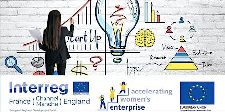 Business Start Up Course(Online) for Female Entrepreneurs tickets