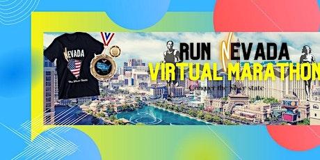 Run Nevada Virtual Marathon tickets
