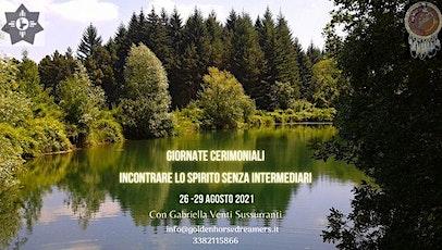 Giornate Cerimoniali - Cerimonie e Riti di Passaggio biglietti