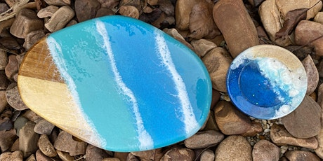 Resin workshop for beginners (18 and over) PT NOARLUNGA tickets