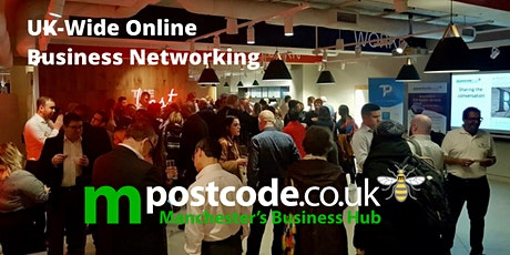 August 18th  Online Business Networking Event tickets