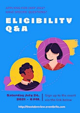 Eligibility Q&A - UK Foundation Programme Applications 2022 tickets