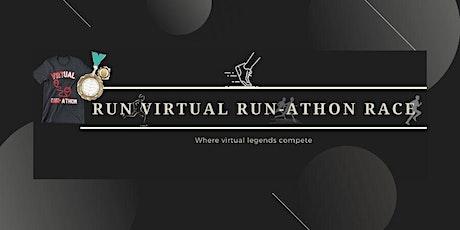 Run Virtual Run-athon Race tickets