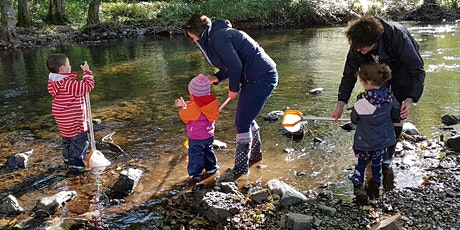 Family River Dipping tickets