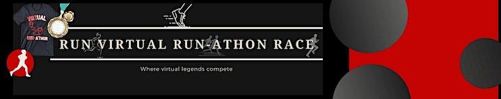 Run Virtual Run-athon Race image