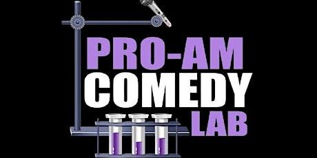 Pro-Am Comedy Stars tickets