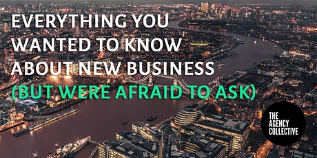 New Business Workshop tickets