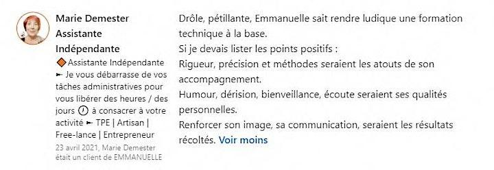 Image pour formation LinkedIn - Profil parfait , stratégie LinkedIn, algo - individuel