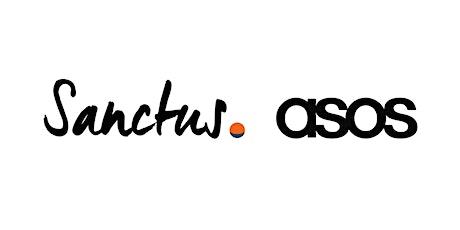 Sanctus Journaling Workshop | ASOS tickets