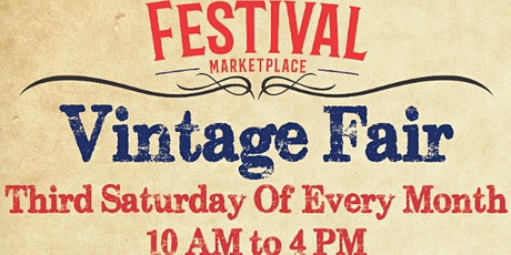 Vintage Fair tickets