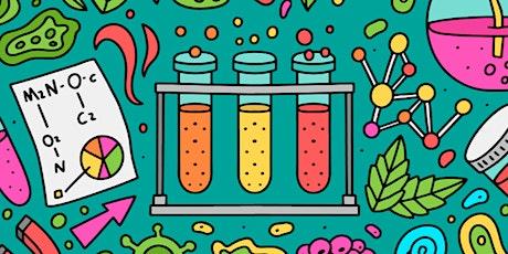 Atelier scientifique : Chimie amusante ! billets