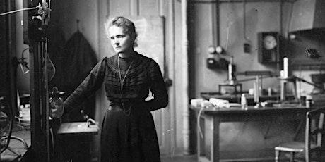 Conférence : Marie Curie, une vie pour la science billets