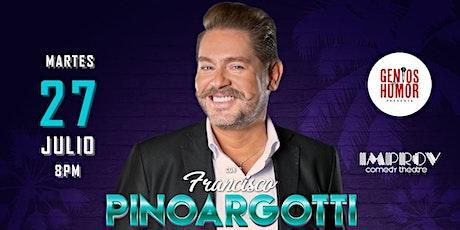 Pinoargotti por primera vez en el Miami Improv! tickets