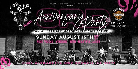 The Litas 3rd Anniversary Party tickets