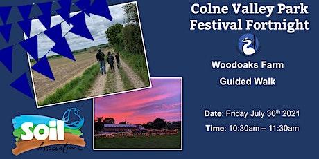 Guided Walk - Wood Oaks Farm tickets