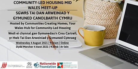 Community-Led Housing Mid Wales meet-up tickets