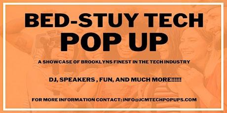 Vendors: Bedstuy Tech Pop-up/Summit tickets