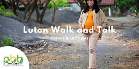 Luton Walking & Talking for pregnant people tickets