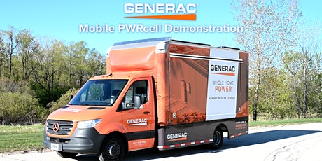 CED Greentech Riverside & Generac PWRcell Mobile Demonstration Event tickets