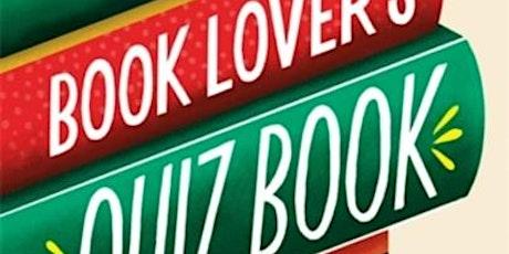 Book Quiz with Gary Wigglesworth tickets