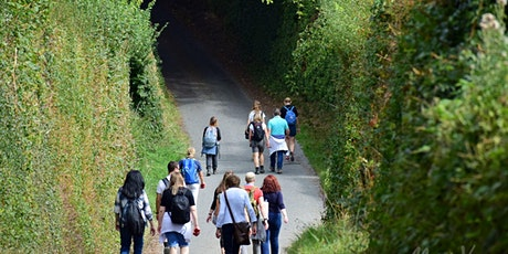 Pilgrim  for a day- A hike from Chilham to Canterbury tickets