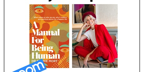 livestream: A Manual For Being Human by DR Soph tickets