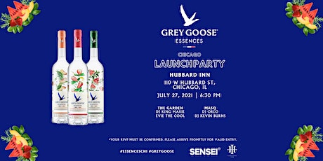 Grey Goose Essences Chicago Launch Party tickets