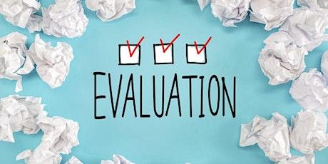 Evaluation, Impact, & Metrics : Measuring Success in Nonprofits tickets