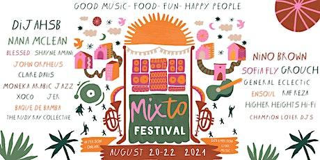 Mixto Festival 2021 tickets