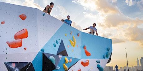 CRUX LGBTQ Climbing - Sunset Bouldering @ VITAL Brooklyn tickets
