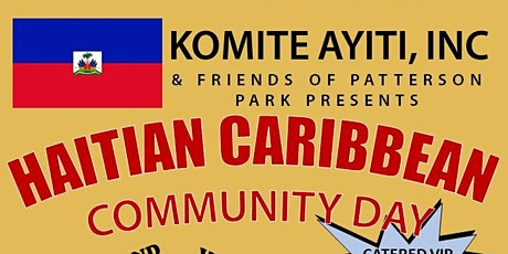 Komite Ayiti's Haitian Caribbean Community Day tickets