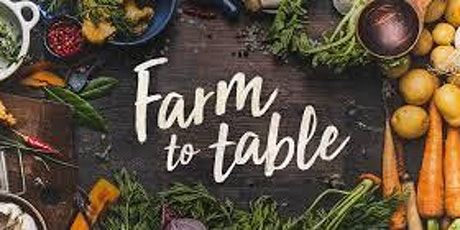 Farm to Table Harvest Dinner Benefitting  the Dominican Rep Mission Team tickets