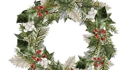 Christmas Crafts -  Sustainable  Wreaths tickets
