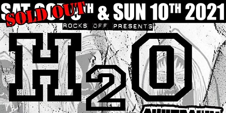 H2O Anniversary Show - Night Two tickets