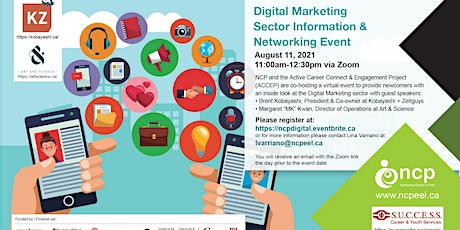 Digital Marketing Sector Information & Networking Event tickets