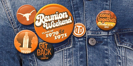 Reunion Weekend: Celebrating the Classes of 1970 & 1971 tickets
