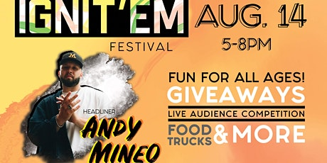 Ignit'em Youth Festival tickets