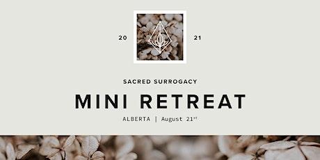 Mini Retreat: Alberta tickets