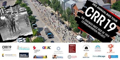 3rd Annual CRR19 Bike Tour tickets