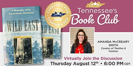 Tennessee Book Club: The Wild East tickets