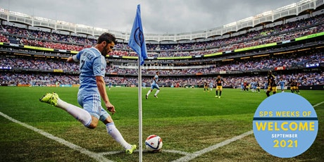 SPS Weeks of Welcome: NYC Football Club Match tickets