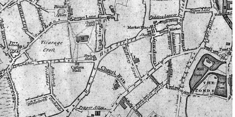 The Street Names of Central Sheffield:  An Illustrated Talk tickets