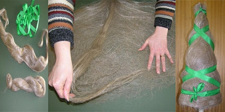 From Flax to Spun Gold - Flax Spinning with Amanda Hannaford tickets