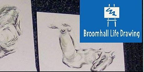 Free online life drawing - Sunday session tickets