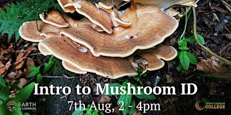 Intro to Mushroom ID tickets