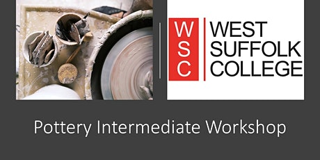 Pottery Intermediate- Wednesday, 7pm - 9pm tickets