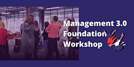 Management 3.0 - Foundation Workshop (FR) billets