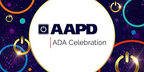 2021 ADA Celebration tickets