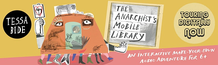 The Anarchist's Mobile Library - Egham Library image