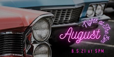 August Nights - The Elm Estate tickets